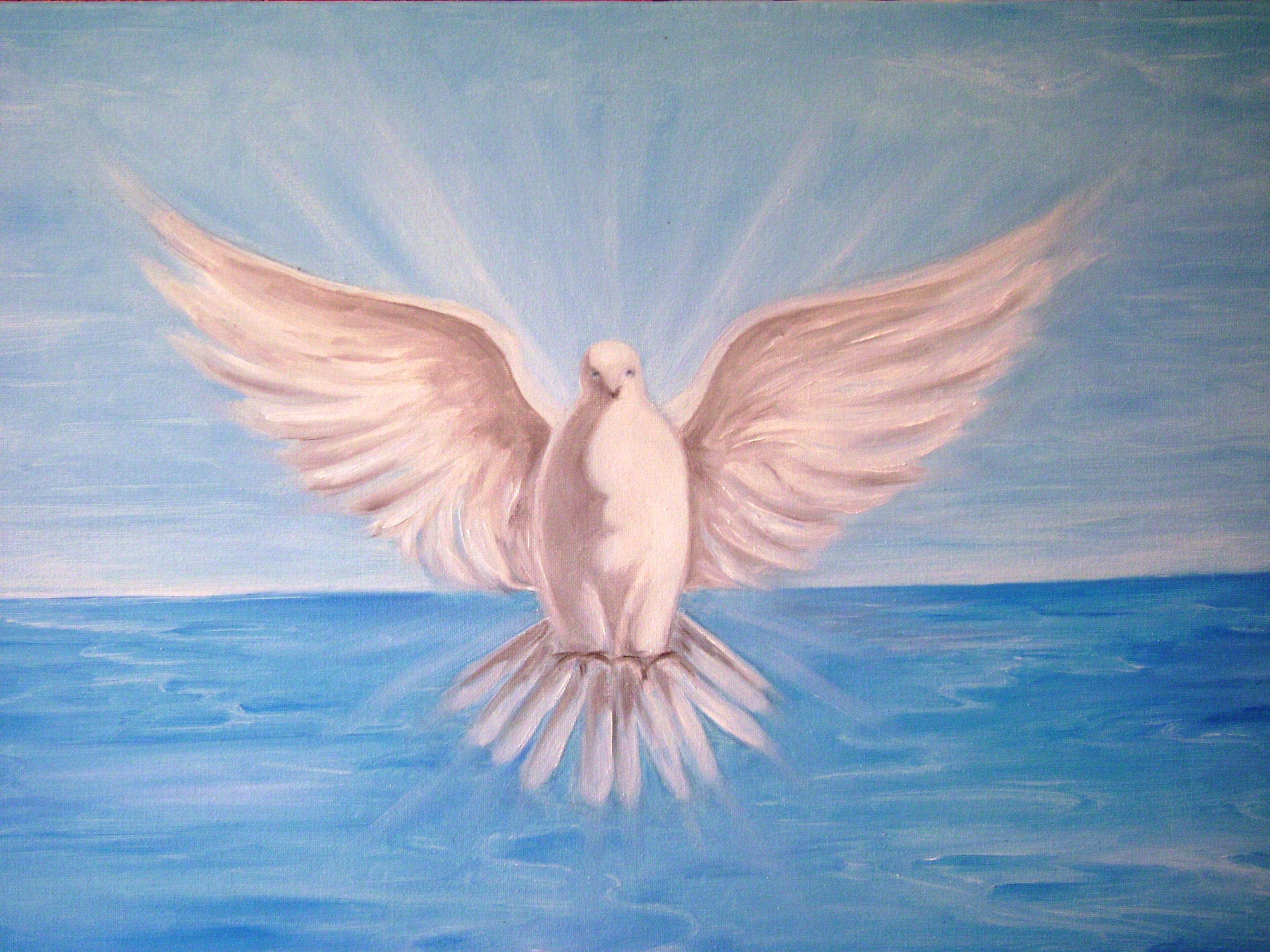 Risultati immagini per immagini dello spirito santo
